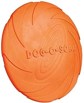 Trixie Frisbee Caoutchouc Naturel 22 cm pour Chien, Coloris aléatoire