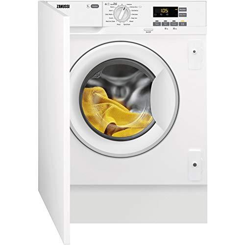 Zanussi Z712W43BI 7kg 1200rpm Integrated Washing Machine - White