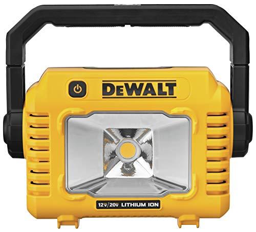 DEWALT 12V/20V MAX Work Light, LED, Compact, Tool Only (DCL077B)