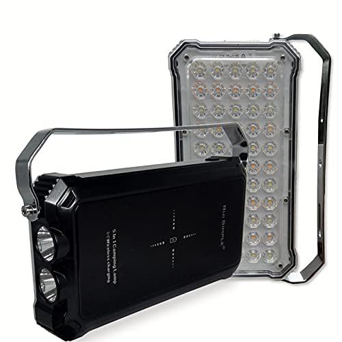 ランタン LEDランタン 作業灯 キャンプランタン 20000mAh大容量 懐中電灯 補助光 高輝度 USB充電式 暖色3色切替 12段階調光 キャンプ用品 アウトドア 第二世代