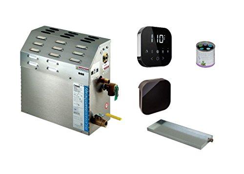 Buy Cheap Mr Steam MS-150-EC1 6 KW Steam Bath Generator with Air Tempo Control in Black Finish (No c...