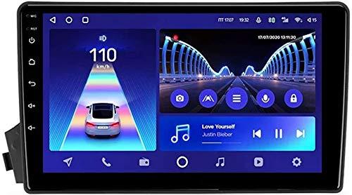 Car Stereo Android 10.0 Radio Head Unit compatible SsangYong Actyon C100 2005-2011 Navegación GPS 9 pulgadas HD Pantalla táctil Reproductor multimedia MP5 Receptor de video con WiFi SWC Mirrorlink Ca