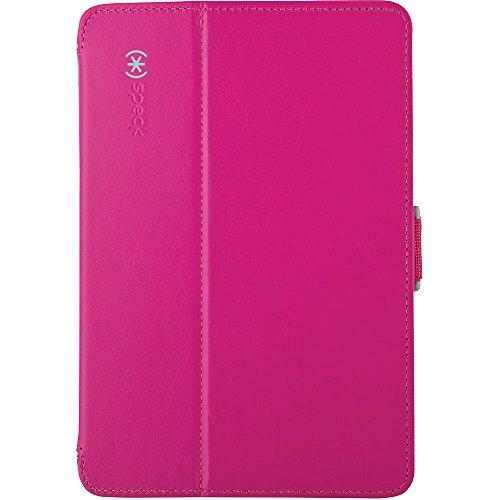 Speck SPK-A3393 Style Folio Case for iPad Mini - Fuchsia Pink/Nickel Grey