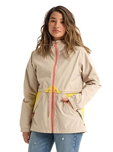 Burton Damen Regenjacke Narraway, Damen, Snowboard-Jacken, Narraway Jacket, Safari/Mais, Large