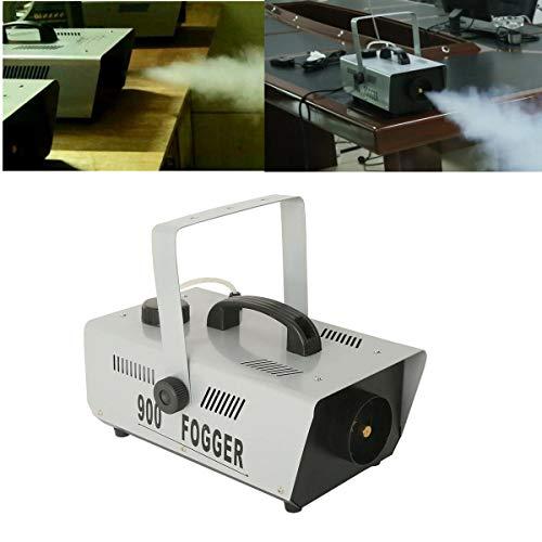 TC-Home 900W Fog Machine Show Stage Smoke Effect 1.5L DJ Party KTV Disco Fogger Machine w/Wireless remote & wire control