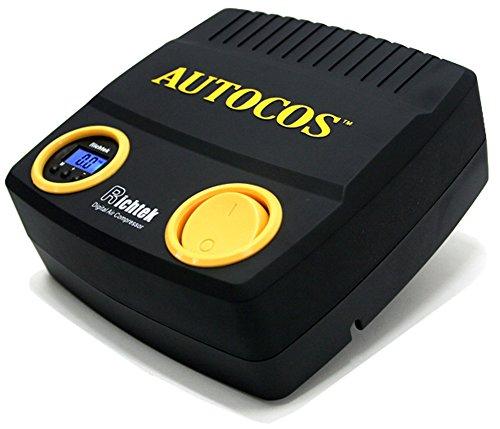 Autocos Rcp-c24 a Digital électrique Gonfleur de pneu de compresseur d'air de voiture 12 V