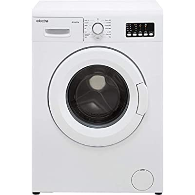 Electra W1244CF2W 6Kg Washing Machine with 1200 rpm - White
