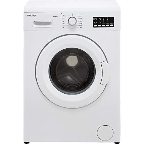 Electra W1244CF2W 6Kg Washing Machine with 1200 rpm - White