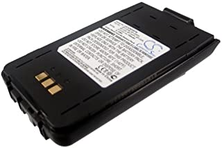 Battery Replacement for ICOM IC-A23, IC-A5, IC-T8, IC-T81, IC-T81A, IC-T8A Part NO BP-200, BP-200H, BP-200L
