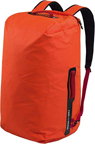 Atomic Duffle-Tasche, 60 Liter, 65 x 40 x 30 cm, Polyester, Doppelseitig beschichtet, Duffle Bag 60L, hellrot, AL5038810