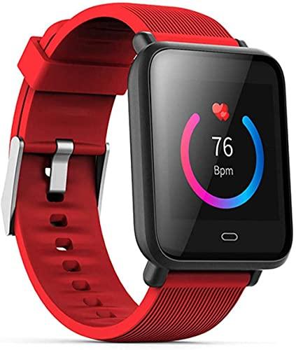Smart Bracelet 1.3 Inch Heart Rate Monitor Blood Pressure Fitness Tracker IP67 Waterproof Sport Smart Watch