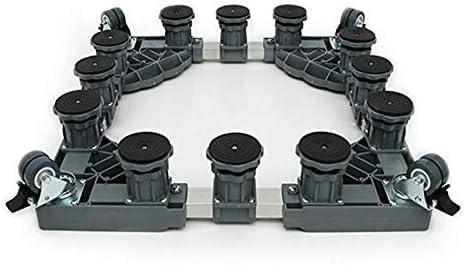 5 ☆ very popular DESTRB Washing Machine Adjustable Dallas Mall Trolley Wheels 8 with