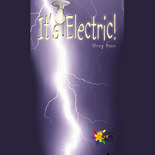 It's Electric audiobook cover art