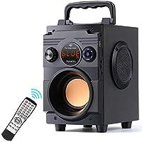 TENMIYA 20W Portable Bluetooth Speaker with Subwoofer Impressive Sound