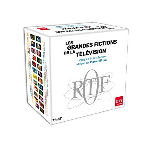 Intégrale Les Grandes fictions de la television-24 DVD