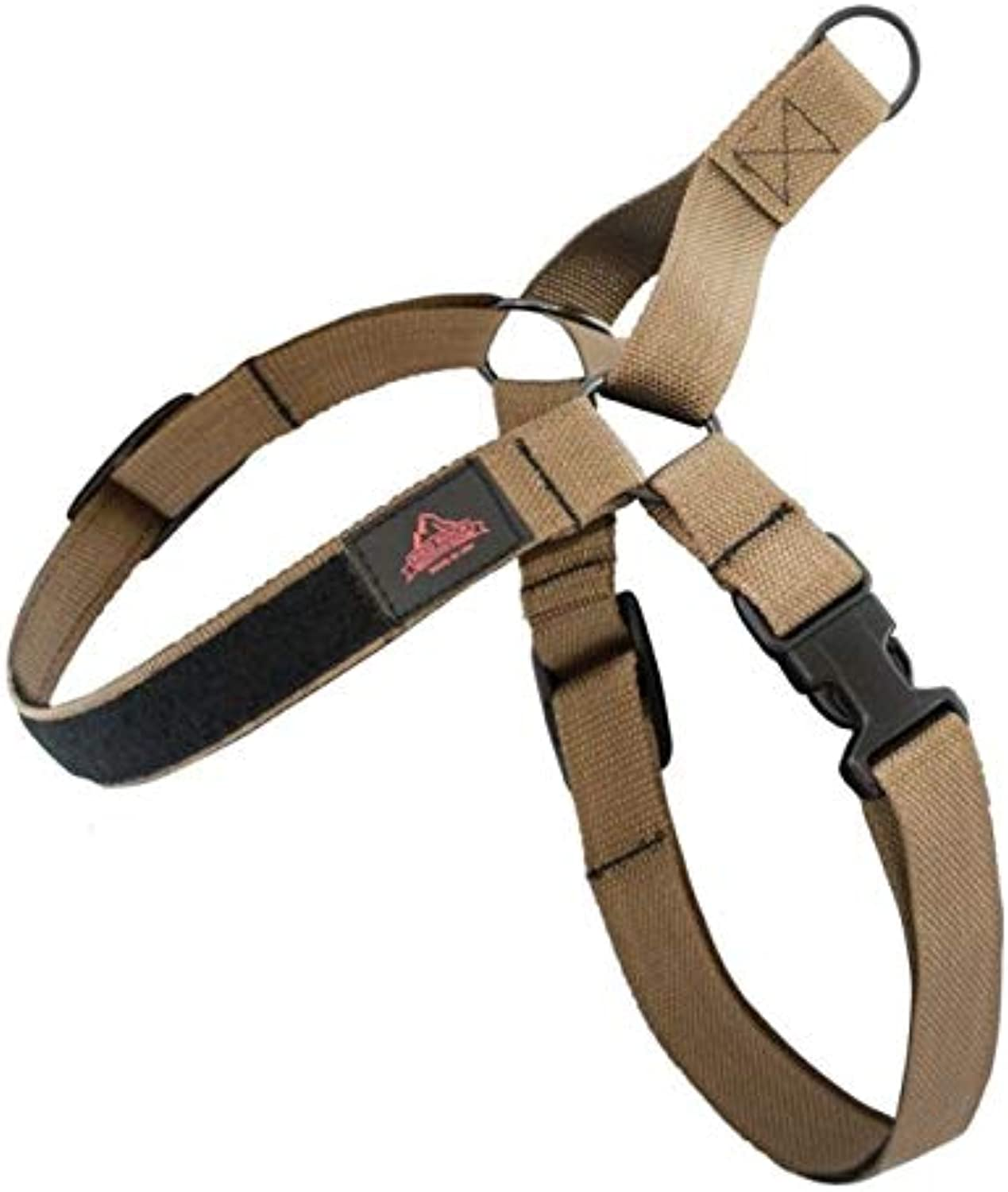 Red Rock Outdoor Gear 3830COYXL Dog Harness Coyote, XLarge