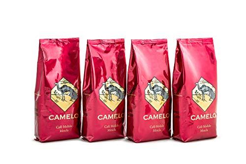 Café Camelo molido mezcla ( 4 x 250 gr)