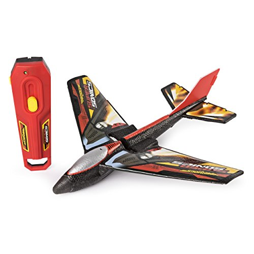 Air Hogs - Sonic Plane High-Speed Flyer with Real Motor Sounds