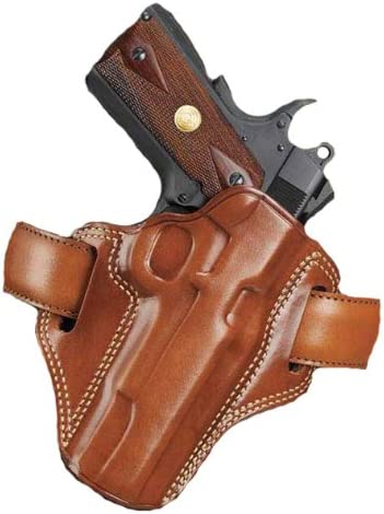 Fits Glock 19 Galco Combat Master Belt Holster Right Hand Tan Leather CM226