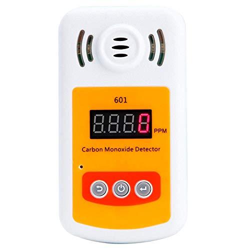 KXL-601. Mini-Kohlenmonoxid- Detektorzähler KUGEL Gasleck- Detektorzähler mit Ton und Lichtalarm