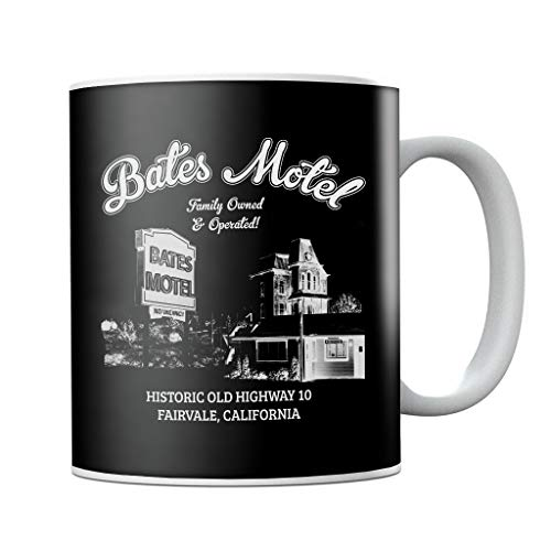 Psycho Bates Motel Family Owned And Operated Mug