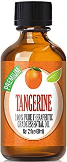 Tangerine Essential Oil - 100% Pure Therapeutic Grade Tangerine Oil - 60ml