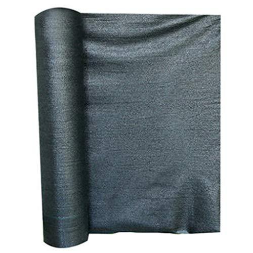 Filet de protection Filet ombrage Filet potager Petit pain de tissu d'ombre pour le patio extérieur de jardins de plantes, couverture de filet de maillage de Sunblock de jardin de lumière noire, 95% r