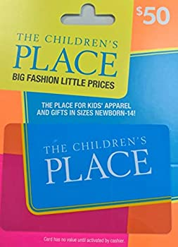$50 The Childrens Place Gift Card