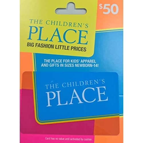 The Children's Place Gift Card