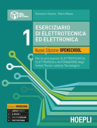 Eserciziario di elettrotecnica ed elettronica. Per gli Ist. tecnici e professionali. Con e-book. Con espansione online (Vol. 1)