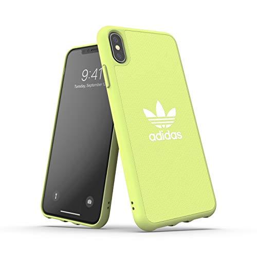 adidas Originals Adicolor Moulded Case Gelb für das iPhone XS Max