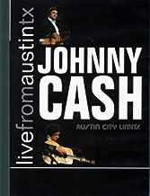 Red Distribution Cash J-johnny Cash-live From Austin Texas wmt Sam