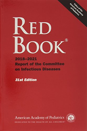 Red Book 2018 (Report of the Committee on Infectious Diseases)