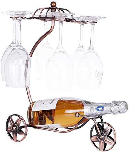 Design Singe des bouteilles Support weinständer bouteilles support bois weinhalter