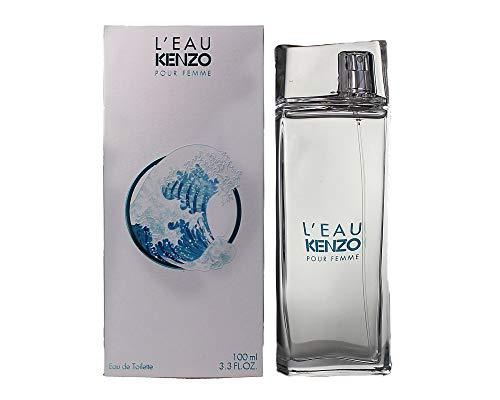 Perfume L'Eau Kenzo Pour Femme Eau de Toilette 100ml