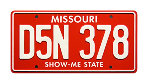 Planes Trains and Automobiles | Metal Stamped License Plate