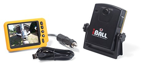 Iball 5.8GHz Wireless Magnetic Trailer Hitch Rear View Camera