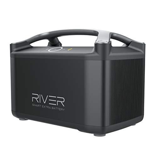 EcoFlow - Batterie multiplie par 2 la puissance du générateur River Pro, de 720Wh à 1440Wh