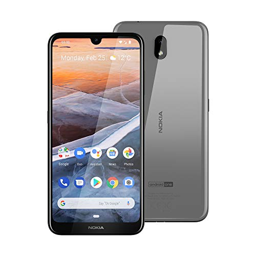 Nokia 2.2 Steel 5.71' 2gb/16gb Android One Dual Sim