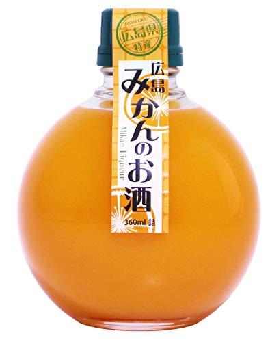 三宅本店『広島みかんのお酒 360ml』