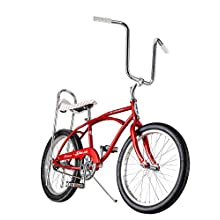 Schwinn Sting-Ray Cruiser Bike, 20-Inch Wheels, Red