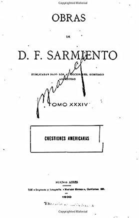 Obras de D. F. Sarmiento - Tomo XXXIV
