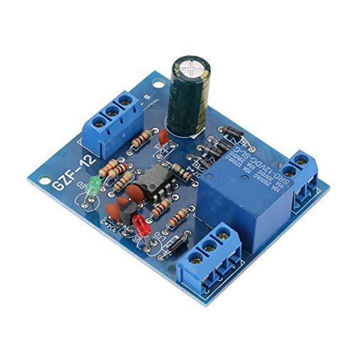 Módulo de interruptor de controlador de nivel, con interruptor de control de nivel de relé de corriente de plástico 9-12VDC