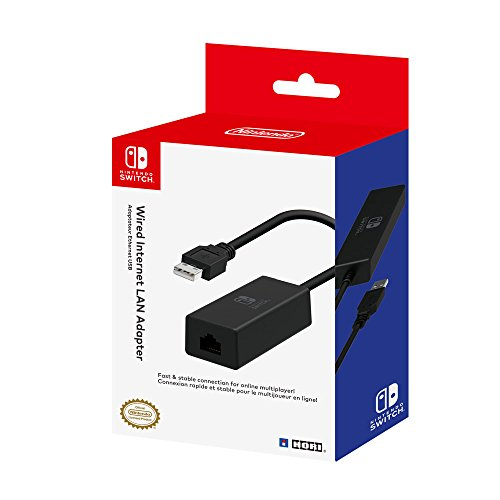 HORI Switch LAN Adapter [Nintendo Switch]