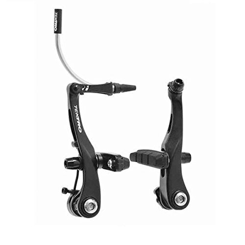 TEKTRO RX6 Mini V-Brake, Compatible with Road levers, for one Wheel, Black