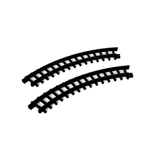 LEMAX - Curved Track For Christmas Express 34686 Schienen Eisenbahn Weihnachtsdorf Winterdorf