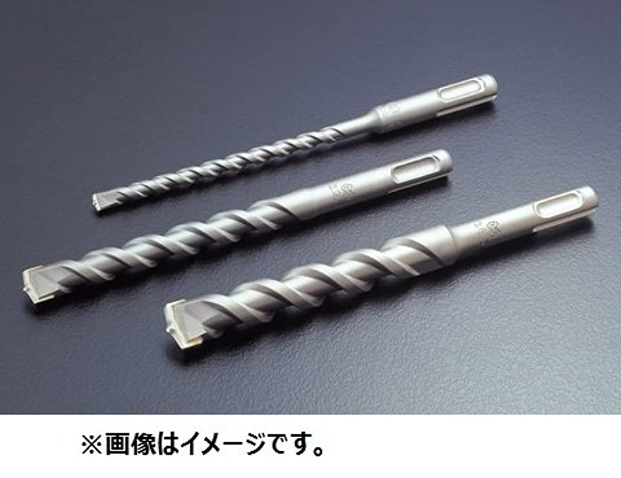特異なソース敬なUNIKA ユニカ チップトップビット(SDS-plus) TTL25.0×450 TTタイプ ロング