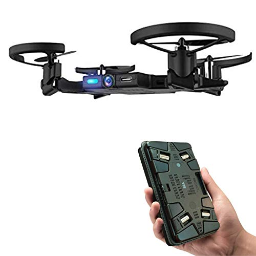 SELFLY Flying Phone Case Camera - The thinnest Ever Flying Drone with Camera, Always with You in Your Pocket, Autonomous Flight, Easy to use, Live Video (Universal Phone Case)