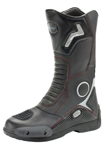 Joe Rocket 1377-0012 Ballistic Touring Men's Boots