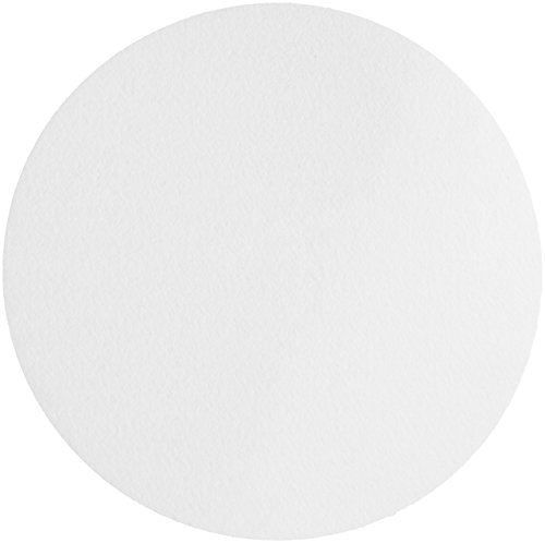 Whatman 1441-110 Quantitative Filter Paper Circles, 20 Micron, Grade 41, 110mm Diameter (Pack of 100)